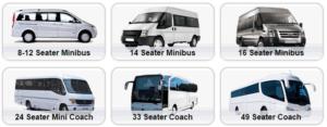 Wolverhampton Minibus Hire