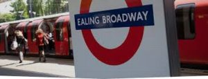 Ealing coach hire
