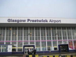 Glasgow Prestwick Airport Transfer