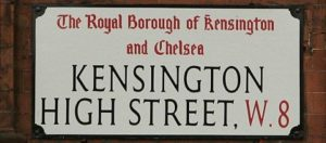 kensington coach hire