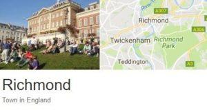 richmond coach hire