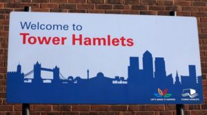 tower hamlets coach hire