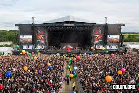 Download Festival minibus hire