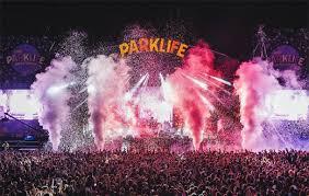 Parklife festival minibus hire