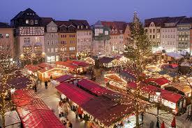 Christmas markets minibus hire