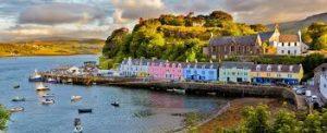 Isle of Skye minibus hire