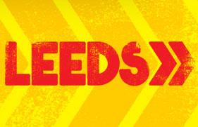Leeds Festival minibus hire