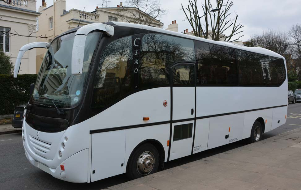 Charter Bus Hire London