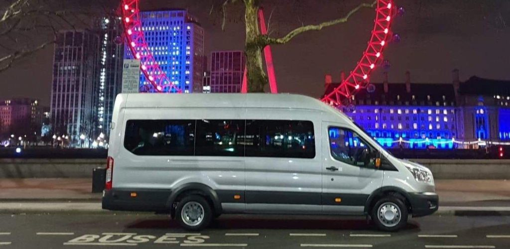 Christmas Minibus & Coach Hire Offers
